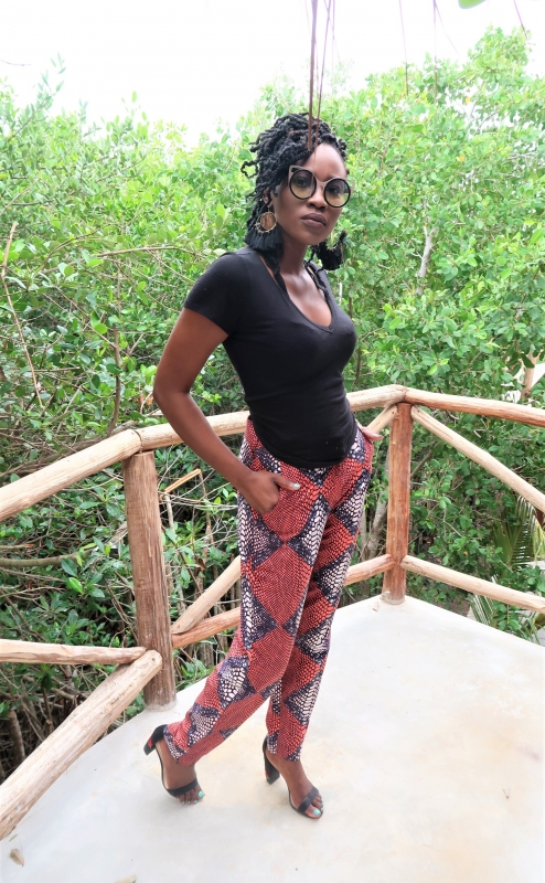 Nnena Trousers