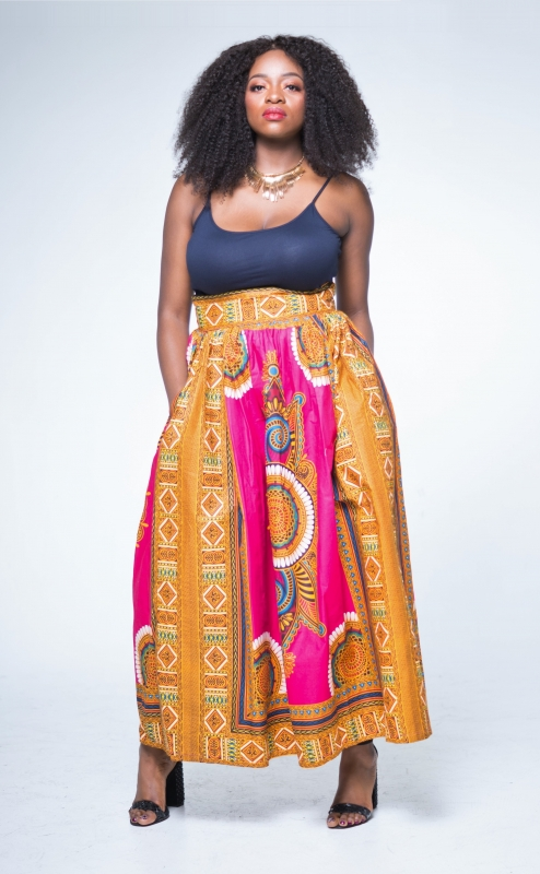 Esther Full Skirt (Email Custom Request – All sizes $120)